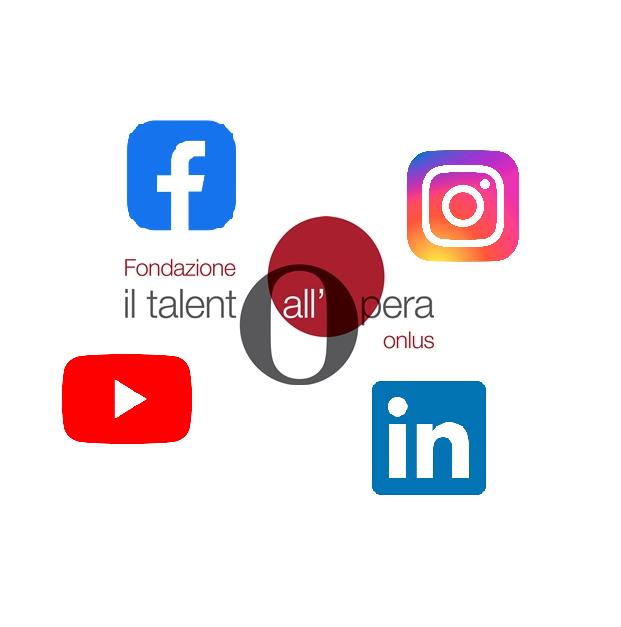 Il Talento all'Opera sbarca sui Social