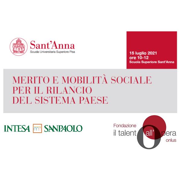 Merito e mobilità sociale per il rilancio del Sistema Paese